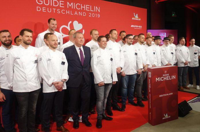 Michelin Guide Germany 2019