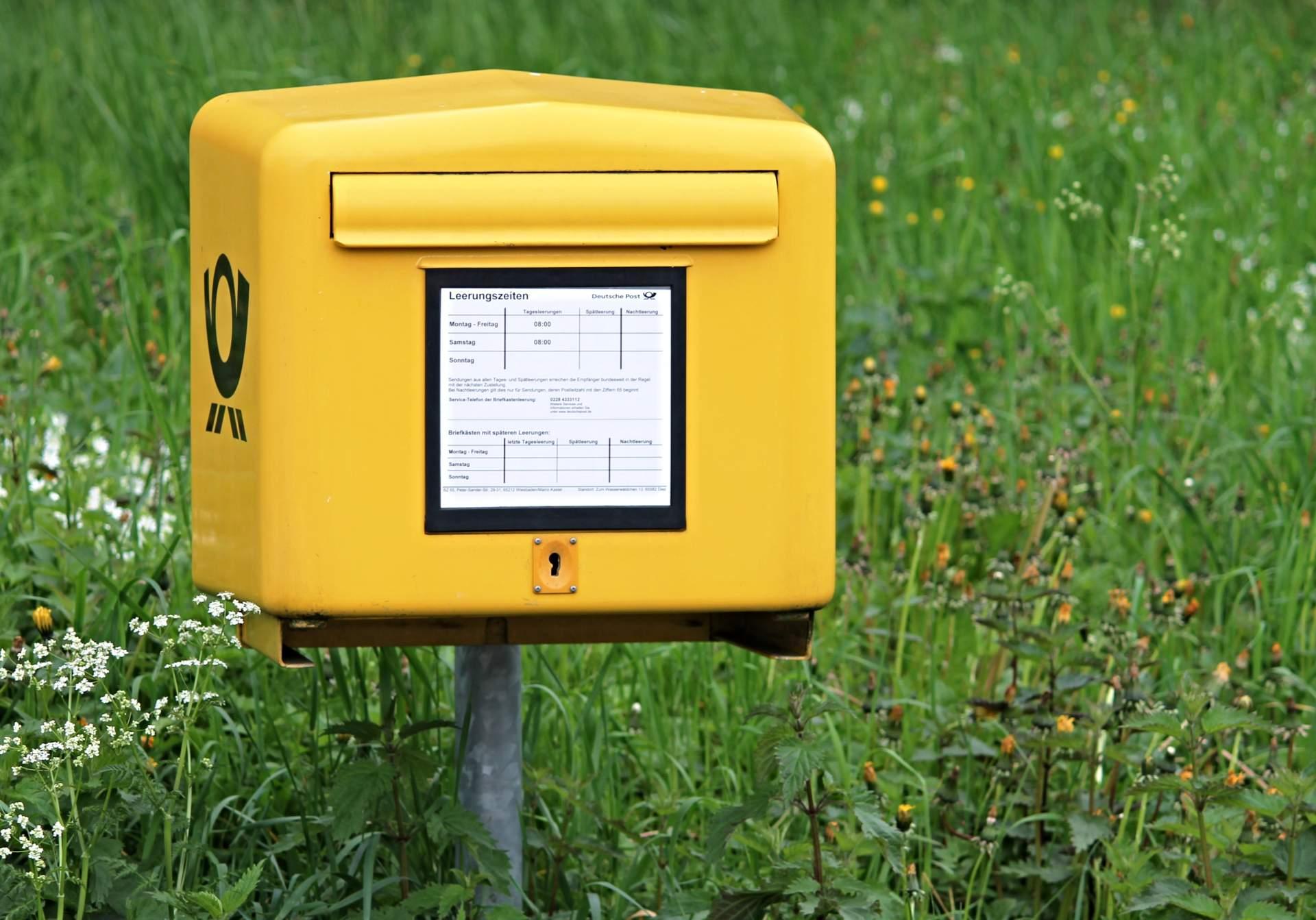Deutsche Post Betrug