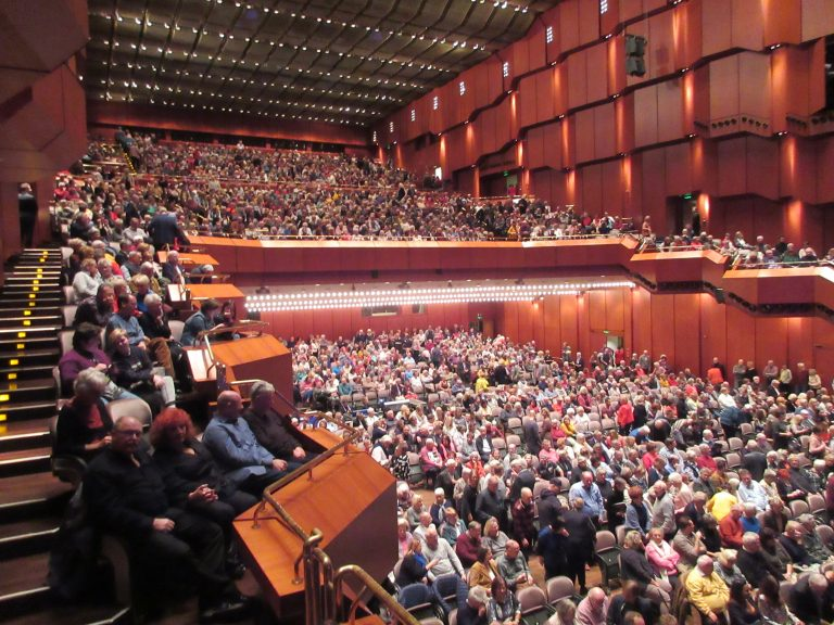 Volles Haus! – Peter Kraus auf seiner Abschiedstour in der Alten Oper Frankfurt