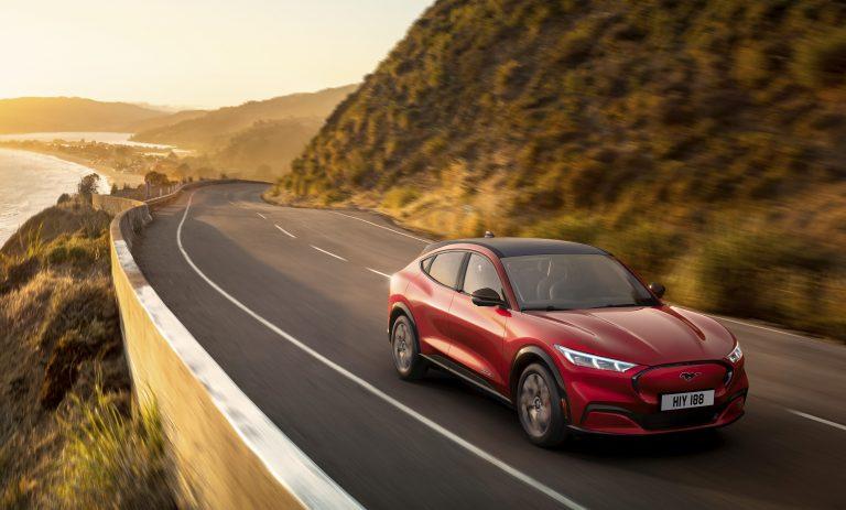 Kann Ford Tesla? – Der neue Mustang Mach-E