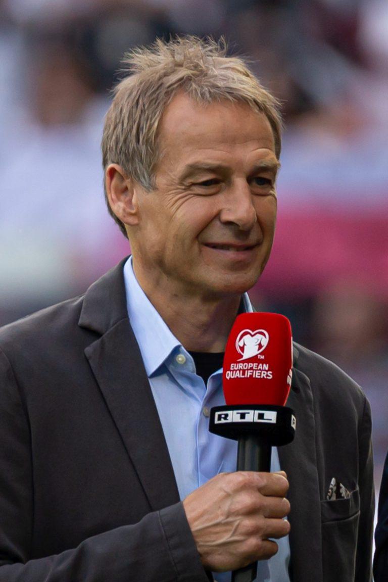 Jürgen Klinsmann soll bei Hertha eine Siegkette schmieden