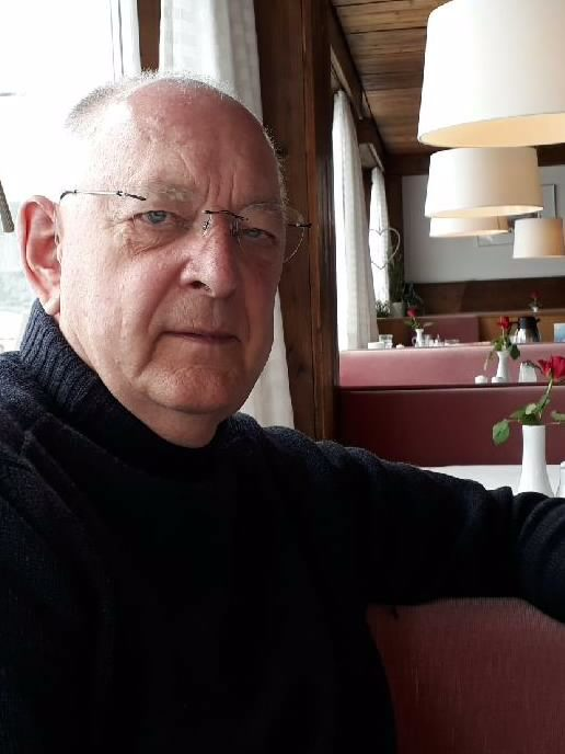 Zur Person: Wolfgang van Biezen