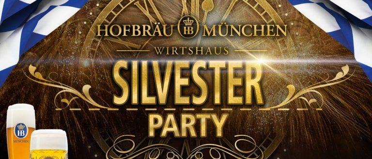 Blauweiße Silvesterparty – Zünftig ins Zwanzigzwanzig im Hofbräu München Wirtshaus Berlin
