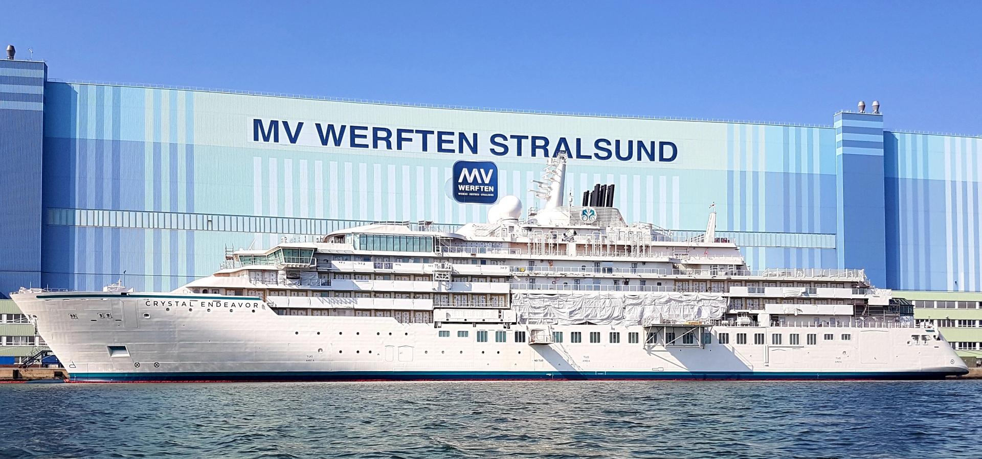Corona In Stralsund